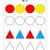ShapeColoringWorksheet 7