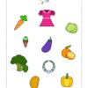 Sort The Vegetables Worksheet 9