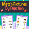 Match Pictures By Functions