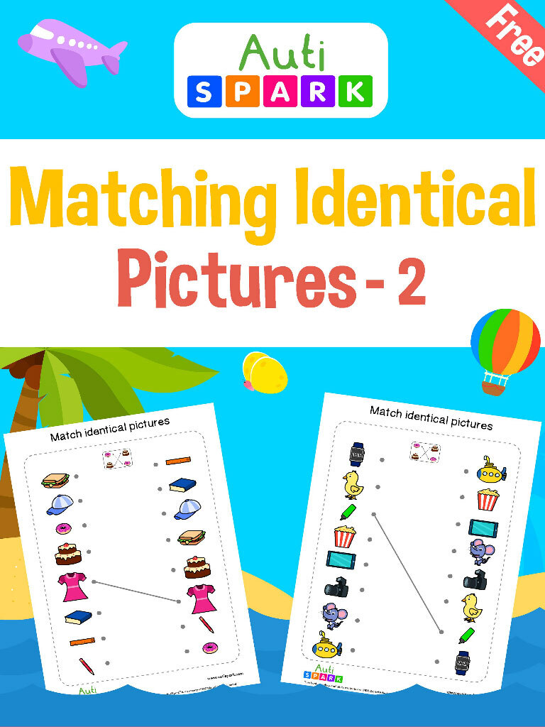 Match The Pictures