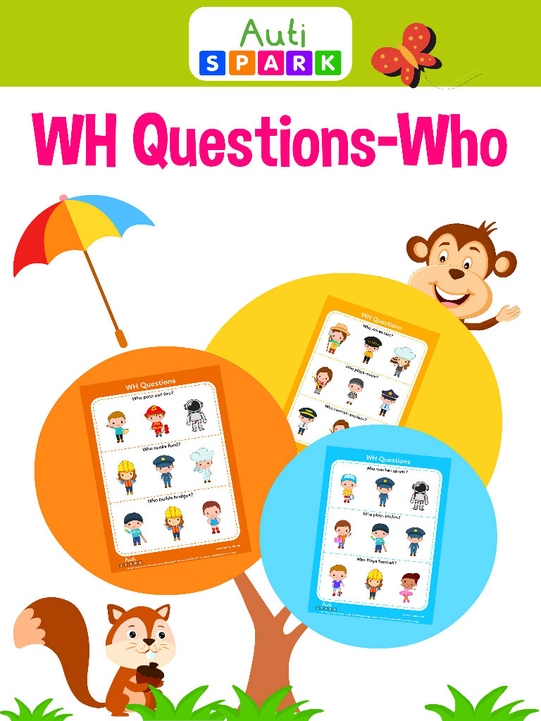 WH Questions Who
